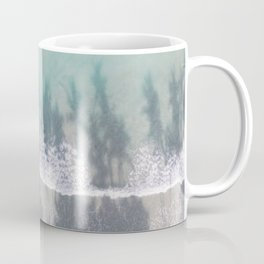 Turquoise water | Tropical travel photography | The Dominican Republic Coffee Mug