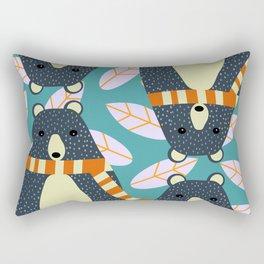Four bears Rectangular Pillow