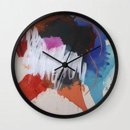 It sounds like Mingus Wall Clock