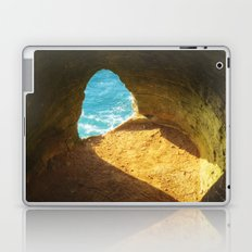 A window to the sea Laptop & iPad Skin