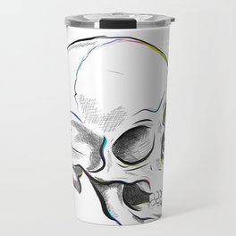 Pirate Skull Travel Mug