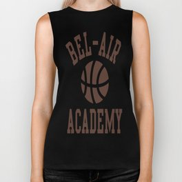 Fresh Prince Bel-Air Academy Basketball Shirt Biker Tank