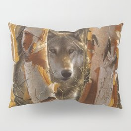 Wolf - The Guardian Pillow Sham