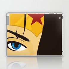 Wonder, Hero DC, Woman Laptop & iPad Skin