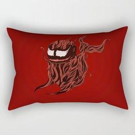 Carnage Whale  Rectangular Pillow