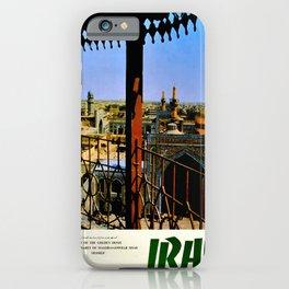 manifesto Persia iPhone Case