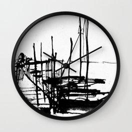 masts Wall Clock