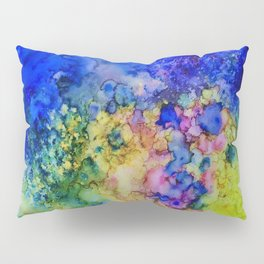the conglomerate of color Pillow Sham