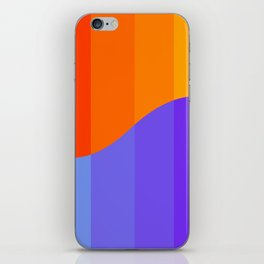 Sun & Sea iPhone Skin