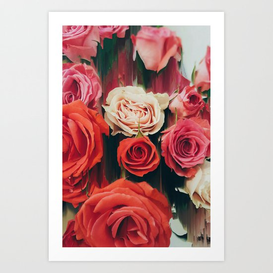 Beauty is Fleeting Art Print