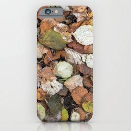 OMG it's October, guys iPhone Case