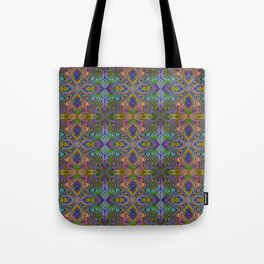 Tryptile 23 (repeating 1) Tote Bag