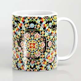 Flower Crown Bohemian Coffee Mug