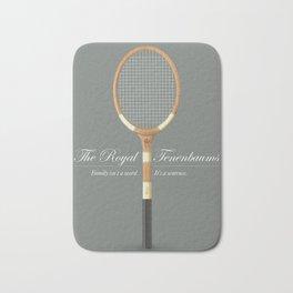 The Royal Tenenbaums - Alternative Movie Poster Bath Mat