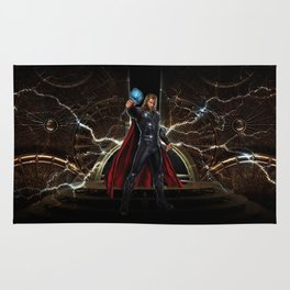 THOR - Son Of Odin Rug