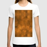 gold foil T-shirts featuring Gold Foil 10 by Robin Curtiss