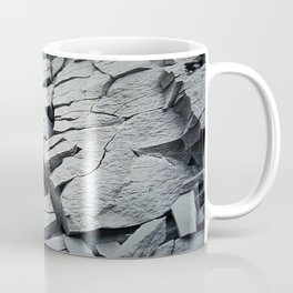gray rock Coffee Mug