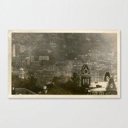 Woodburn Hall Aerial Canvas Print