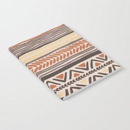 Hand Drawn Ethnic Pattern Notebook