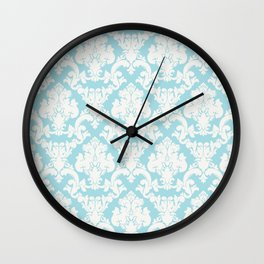 snow de nil Wall Clock