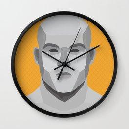 Robbie Lawler Wall Clock