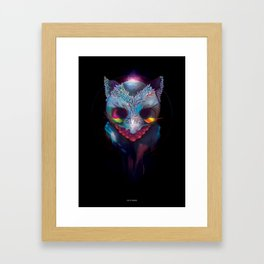 Spirit of Tomorrow Framed Art Print