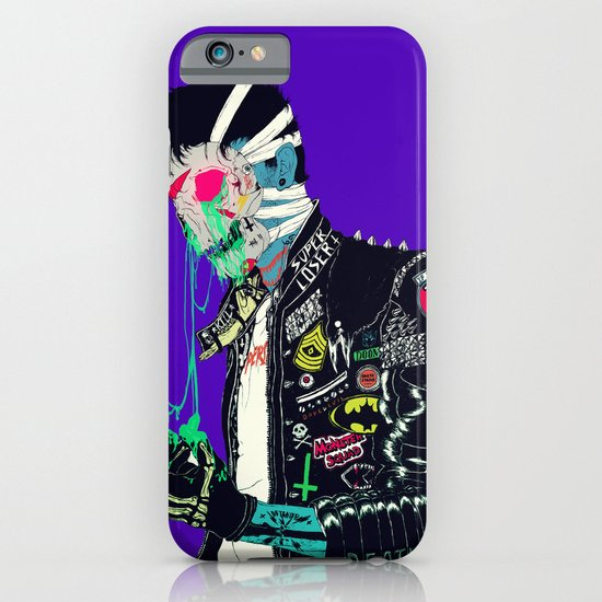 Slime iPhone & iPod Case