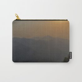 Himalayan Sunset Carry-All Pouch