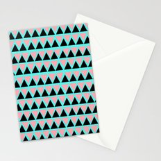 Electric Triangle  Stationery Cards