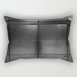 Concealed within Rectangular Pillow