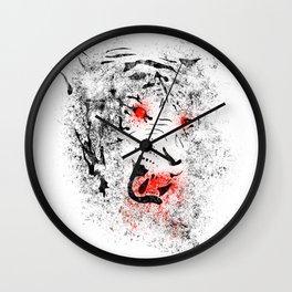 Panthera Tigris Wall Clock