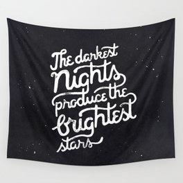 Darkest Nights Wall Tapestry