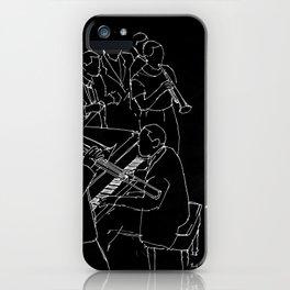 Duke Ellington jazz band iPhone Case