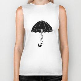 Secret parasol Biker Tank