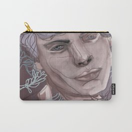 adam and paradises birds Carry-All Pouch