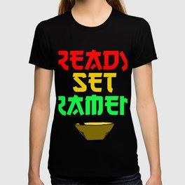 READY SET RAMEN T-shirt