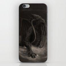 Cthulhu Rises iPhone & iPod Skin