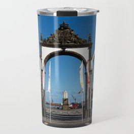 Ponta Delgada Travel Mug