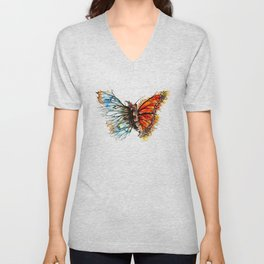 Tonight and Tomorrow Unisex V-Neck