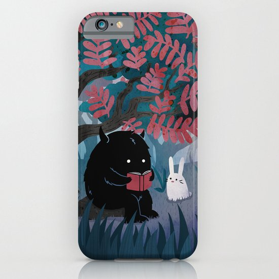Another Quiet Spot iPhone & iPod Case