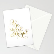 Be Merry & Bright Stationery Cards
