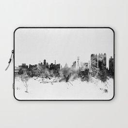 Calcutta (Kolkata) India Skyline Laptop Sleeve