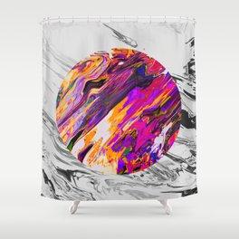 Efstrá Shower Curtain