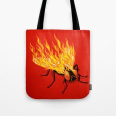 The Firefly Tote Bag