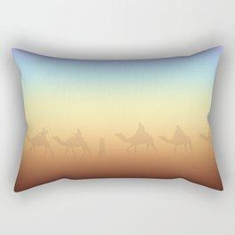 Sandstorm Rectangular Pillow