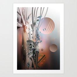 (Sun) Art Print