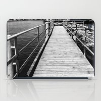 boardwalk empire iPad Cases featuring Boardwalk by BStur