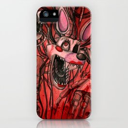 The Mangle iPhone Case