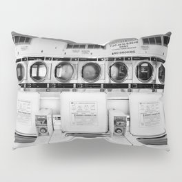 Fresno Laundromat Pillow Sham