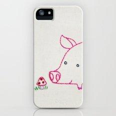 P Pig Slim Case iPhone (5, 5s)